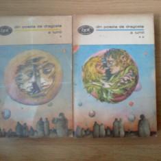 k0e Din poezia de dragoste a lumii - 2 volume