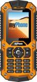 Telefon Mobil myPhone Hammer Dual SIM Orange, 16GB, Neblocat, NU