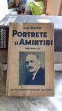 PORTRETE SI AMINTIRI-I. G. DUCA
