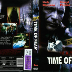 Frica - Time of Fear, DVD, Romana