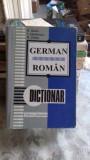 DICTIONAR GERMAN ROMAN - E. SAVIN
