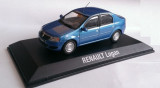 Macheta Renault (Dacia) LOGAN ph2 Facelift 2008 - Norev 1/43