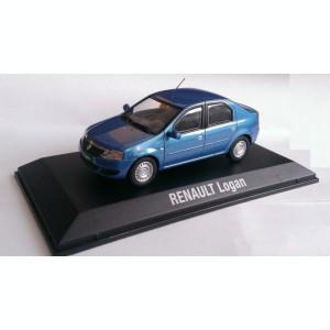 Macheta Renault (Dacia) LOGAN ph2 Facelift 2008 - Norev 1/43