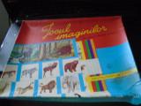 bnk jc Romania - Jocul imaginilor - IPBT 1980 - incomplet