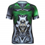 Under Armour Mens Alter Ego Transformers Crosshairs Compression