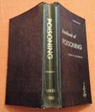 Handbook Of Poisoning. Prevention, Diagnosis, Treatment - Robert H. Dreisbach, Alta editura
