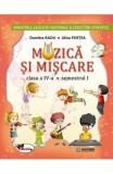 Muzica si miscare cls 4 sem.1+ sem.2 + CD - Dumitra Radu, Alina Pertea, Clasa 4