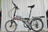 Bicicleta pliabila B`TWIN (de la DECATHLON), 21, 7, 20