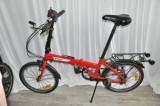Bicicleta pliabila B`TWIN (DECATHLON), 21, 7, 20