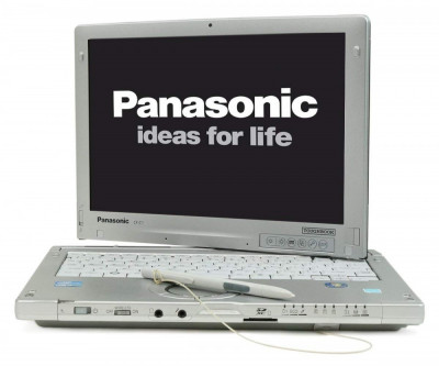 Panasonic Toughbook Touch CF-C1 Intel I5 4GB Baterie >5H HDD/SSD foto