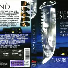 Planuri ucigașe - Shelter Island, DVD, Romana