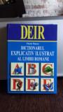 DICTIONARUL EXPLICATIV ILUSTRAT AL LIMBII ROMANE - FLORIN MARCU