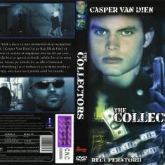 Recuperatorii - The Collectors, DVD, Romana