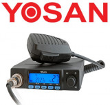 Pachet Statie Radio CB Yosan CB300 10W + Antena Radio CB Megawat MW47 50cm