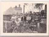 Bnk foto - Germania - militari germani WW1, Alb-Negru, Militar, Europa