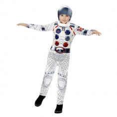 Costum Astronaut Deluxe baieti 4-6 ani - Carnaval24