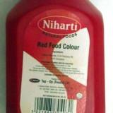 NIHARTI FOOD COLOR RED 400G