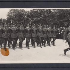 MILITARA  SOLDATI  IN ZI DE  PARADA  FOTO STTELA  BUCURESTI