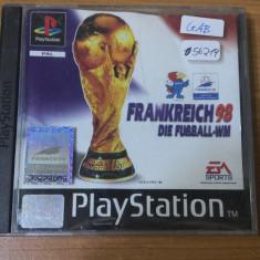Joc PlayStation Frankreich 98 (GAB56219)