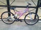 "Trax Surf / Pink / bicicleta 26"" (9-13+ ani), 17, 6"