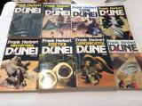 Frank Herbert - Dune set complet 6 titluri (8 volume)-RF14/3, Frank Herbert