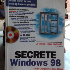 SECRETE WINDOWS 98 - BRIAN LIVINGSTON