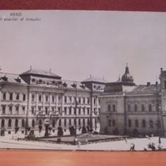 R.P.R. - ARAD - SFATUL POPULAR AL ORASULUI - CIRCULATA., Fotografie