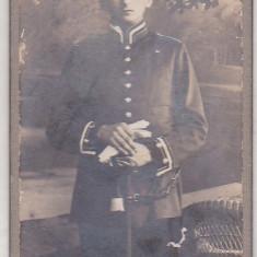 bnk foto - Militar german Prusia in tinuta de parada m 1910