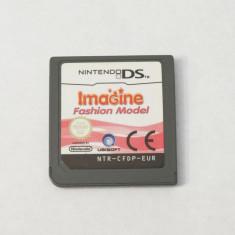 Joc Nintendo DS 3DS 2DS - Imagine Fashion Model, Toate varstele, Single player