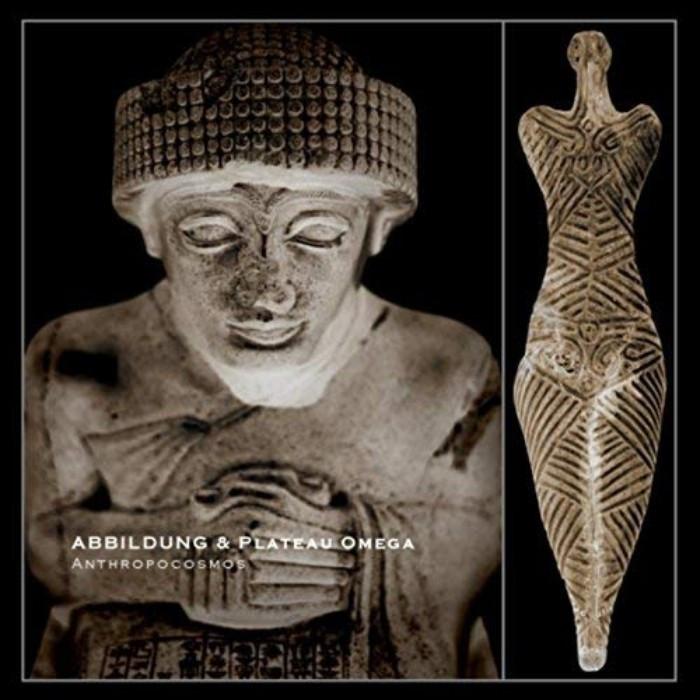 Abbildung & Plateau Omega - Anthropocosmos ( 1 CD )