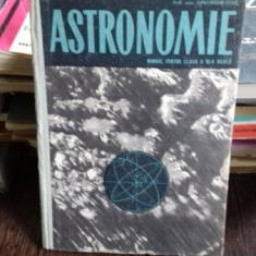 ASTRONOMIE - GHEORGHE CHIS