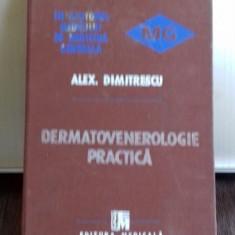 DERMATOVENEROLOGIE PRACTICA - ALEX DIMITRESCU