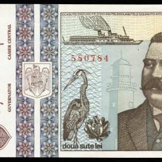 200 LEI 1992 UNC NECIRCULATA