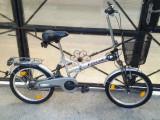 """Fischer / pliabila / bicicleta 20"""", 17, 3"""