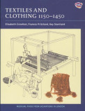 Textiles and Clothing, C.1150-1450, Paperback