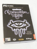 Joc PC Neverwinter Nights big box cu harta si manual 200 pagini collector's