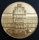 MS10 Ucraina 100 ani universitatii de stat din Cernauti, Europa