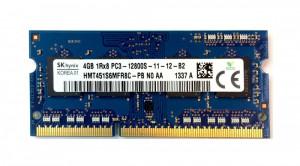 Memorie Laptop SKhynix 4GB DDR3 PC3-12800S 1600Mhz APPLE 1.5V