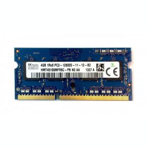 Memorie Laptop SODIMM SKhynix 4GB DDR3 PC3-12800S 1600Mhz APPLE 1.5V