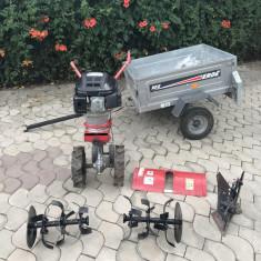 VAND MOTOSAPA  BRONTO 500 OHV 500