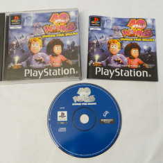 Joc consola Sony Playstation 1 PS1 PS One - 40 WINKS CONQUER YOUR DREAMS, Single player, Actiune, Toate varstele