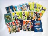 Lot cartonase (Trading Cards)  Topps Force Attax, Star Wars, 2010, Die Republik