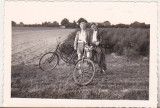 Bnk foto - Biciclete, Alb-Negru, Transporturi, Europa