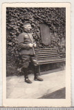 Bnk foto - Germania - militar german WW1, Alb-Negru, Europa