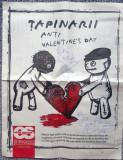 Revista ziar Tapinarii, cu autografele celor 2, Jurnalul National 11 feb 2010