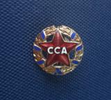 Insigna veche Steaua Bucuresti - CCA
