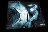 Mousepad Ozone profesional, Rock Edition, albastru