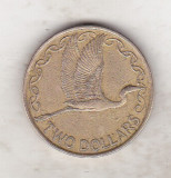 Bnk mnd Noua Zeelanda 2 $ 1990 , fauna, Australia si Oceania