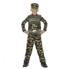 Costum Camuflaj Militar baieti 10-12 ani - Carnaval24
