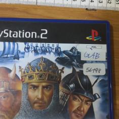 Joc PlayStation2 Age of Empires II (56198GAB)